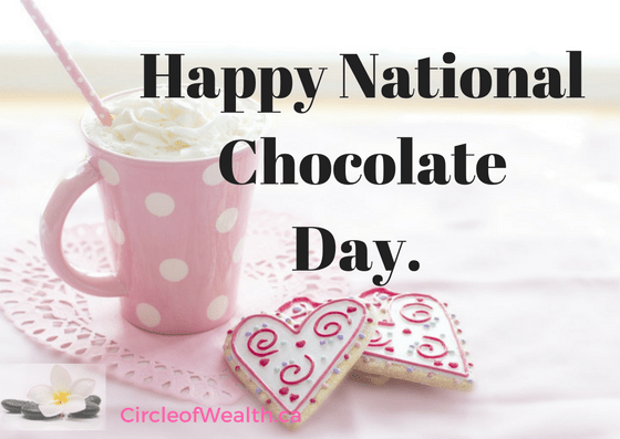 Circleof Wealth National Chocolate Daypink!