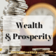Wealth and Prosperity Tips