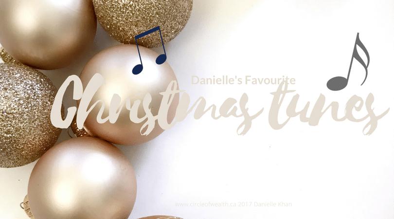 Danielle Fav Christmas tunes