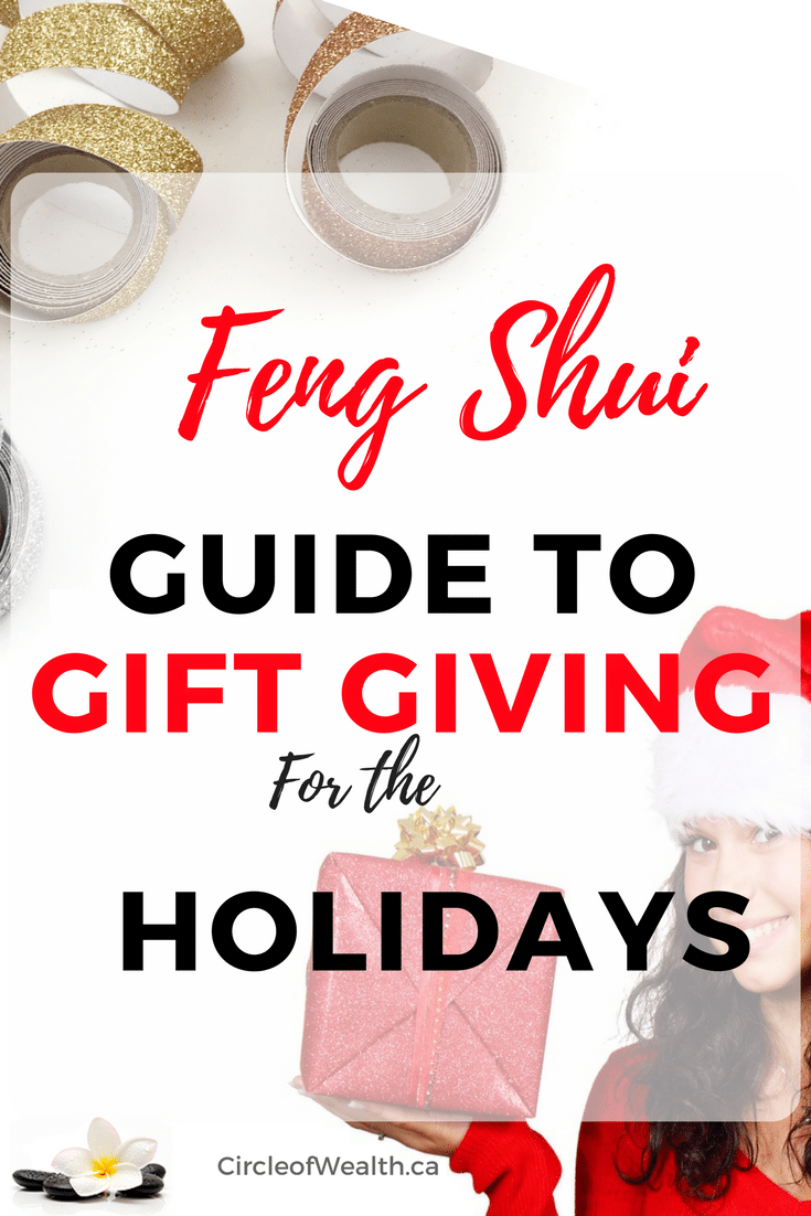 Feng Shui Guide to Gift Giving for the Holidays